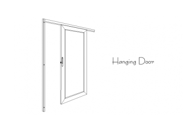 HANGINGDOOR