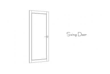 SWINGDOOR